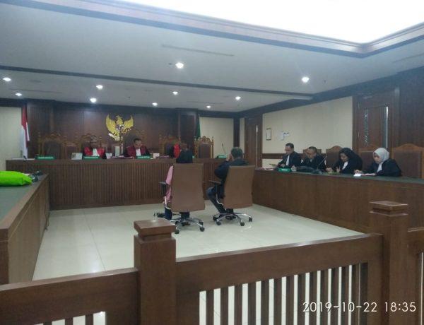 Rivan Puji Jaksa Banding Putusan 1 Tahun Advokat Albert Tiensa