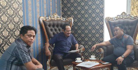 Dilapor di Polda Sulsel Ketua Serikat Pers Nasional Minta Maaf
