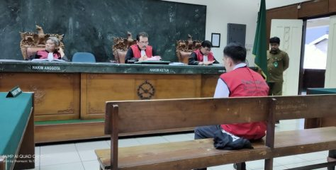 Jaksa Kejari Jakut Mirna, Tuntut Terdakwa Narkoba 2 Tahun