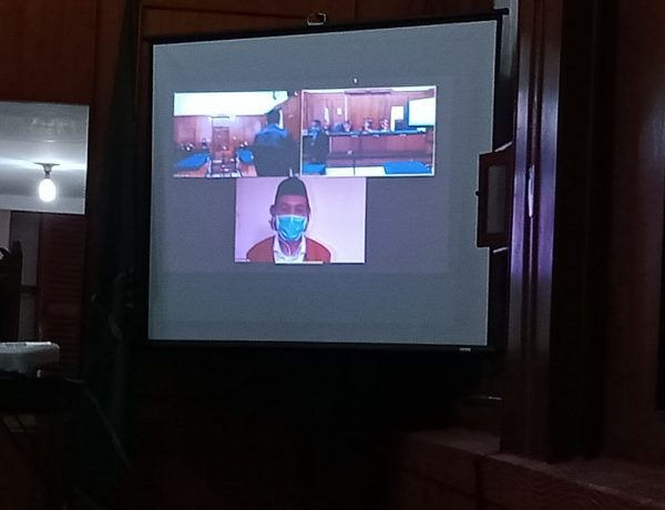 Terdakwa Saiful Arif dan Willy Angga Divonis Hakim 18 Bulan Penjara