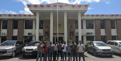 Wakil Ketua II DPRD Mura Jadi Saksi Ahli Sidang PHI Palangka Raya