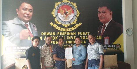 BAIN HAM RI Amanahkan Aktifis Mahasiswa Asal Maluku Pimpin Gerakan Intelektual Mahasiswa